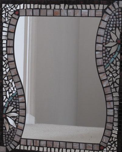 Mosaic jo bund for Mosaic mirror