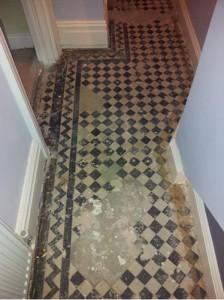 edwardian floor restoration