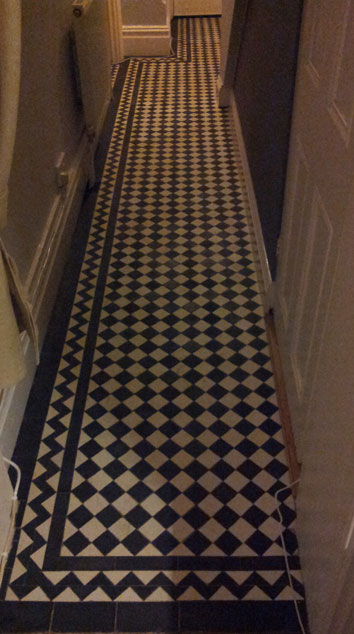 edwardian floor restoration