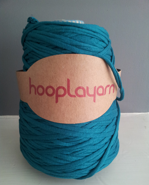 Hoopla yarn