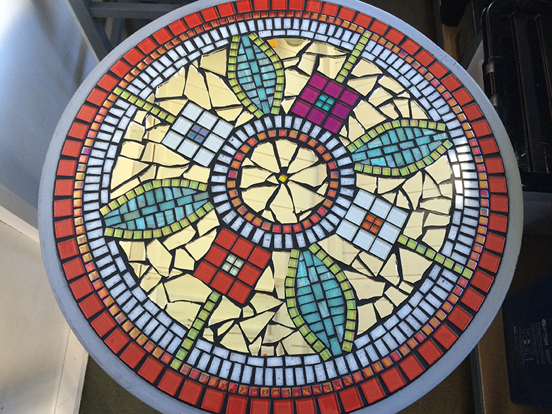 mosaic-table