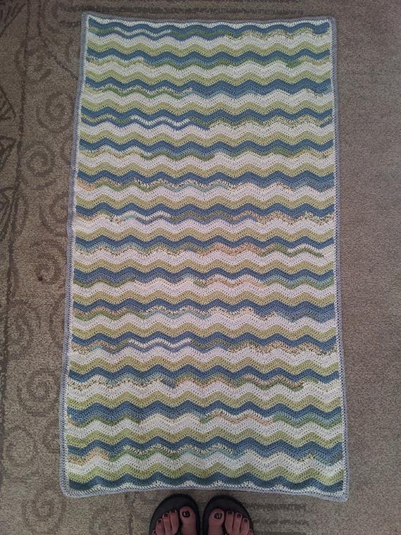 ripple-blanket