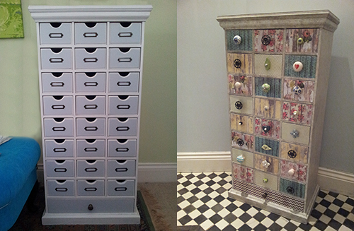 Shabby Chic Catalogue Drawers Jo Bund