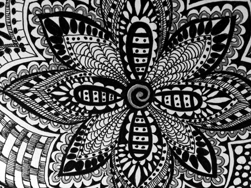 zentangle-flower2